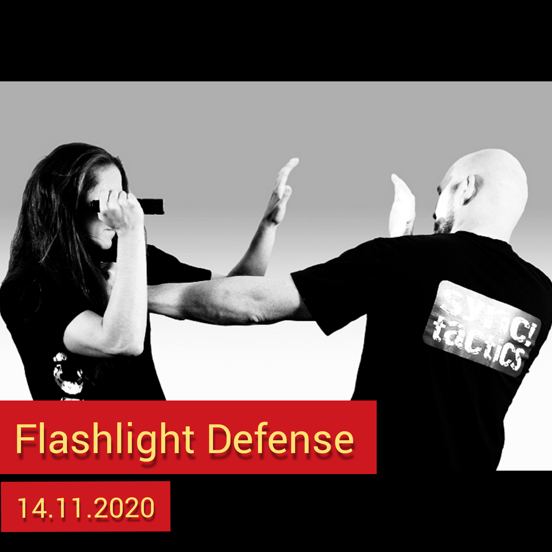 Flashlight Defense – Krav Maga Haan Selbstverteidigung